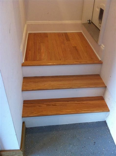 How To Finish Basement Stairs   Flooring   DIY Chatroom