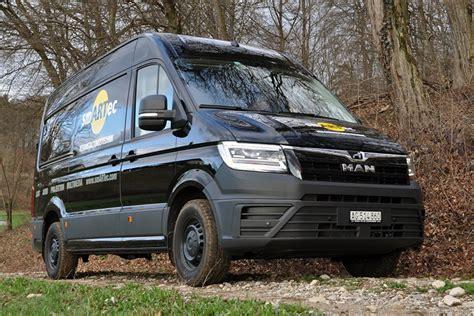 tge kaufen transporter tge 252 berzeugt mit smartem allradantrieb truck schweiz ag