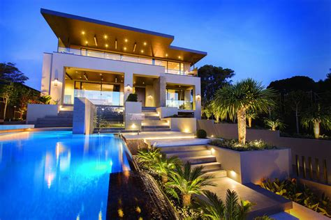 Home Design Ideas Contemporary by Contemporary Home In Melbourne With Resort Style Modern