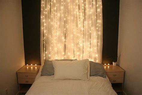 light curtain headboard home