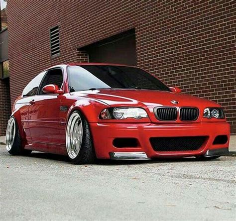 bmw   red slammed whips whips bmw cars bmw bmw