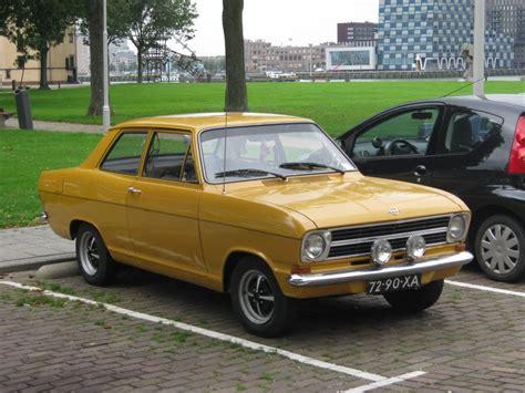 1970 Opel Kadett by Opel Kadett 1970 Gallery