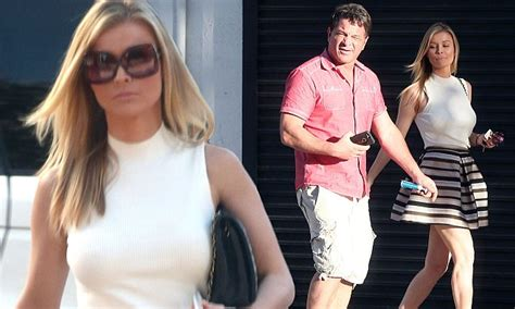 Real Housewives Of Miami Star Joanna Krupa Enjoys A Catch