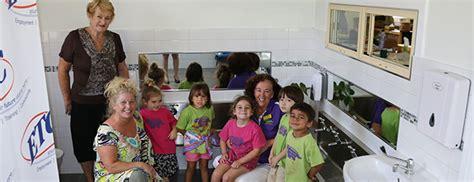 lismore preschool delighted with new bathroom etc 666 | Lismore Preschool