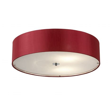 Beautiful Red Ceiling Light For Hall, Kitchen, Bedroom