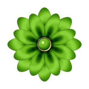 flores verdes clipart   cliparts  images