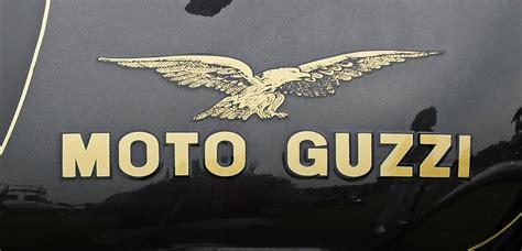 moto guzzi motorcycle logo history  meaning bike emblem
