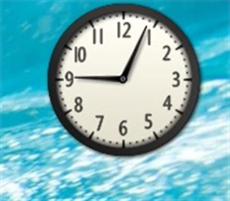 afficher l horloge sur le bureau installer des gadgets dans windows 10 wikiclic