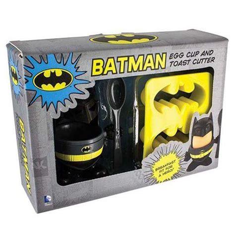 batman kitchen accessories official batman egg cup toast cutter buy on offer 1511