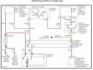 86 Ford Tauru Wiring Diagram