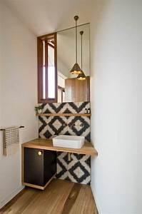 Idée Meuble Salle De Bain : comment am nager une salle de bain 4m2 ~ Dailycaller-alerts.com Idées de Décoration