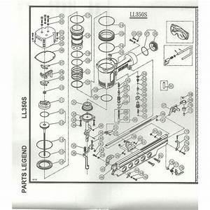 Paslode S16 S200 Parts Diagram  U2022 Downloaddescargar Com
