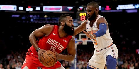 Basketball NBA: James Harden scores 61 points in New York ...