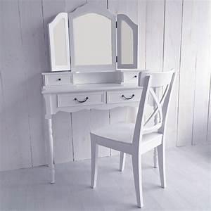 Frisiertisch Mit Spiegel : schminktisch frisiertisch pretty wei 4 schubladen 3 spiegel neu ebay ~ Eleganceandgraceweddings.com Haus und Dekorationen