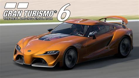 Toyota Ft-1 Gameplay (grand Valley