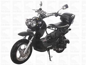49 5 Cc  Air Cooled  Automatic  Front Disc  Rear Drum