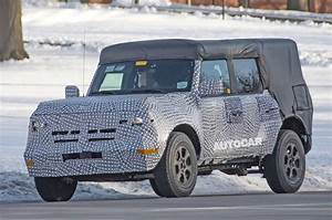 New Ford Bronco 4x4 To Be Revealed Tomorrow Morning