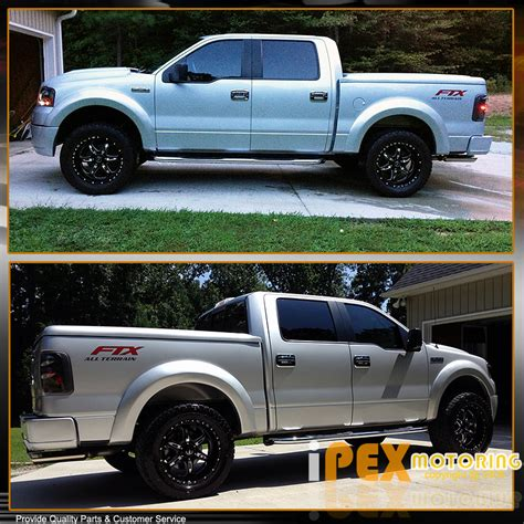 combo set for all 2004 2008 ford f150 f 150 black