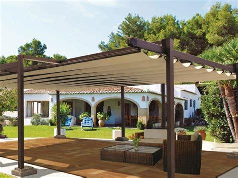 Pergola Mediterranes Flair Fuer Den Garten by Garten Pergola Eine Idylle Im Freien Archzine Net