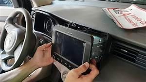 Suzuki Ertiga 2019 Stereo Panel Removal