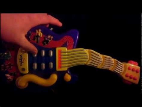 Circuit Bent Wiggles Guitar Freeform Delusion Vidoemo