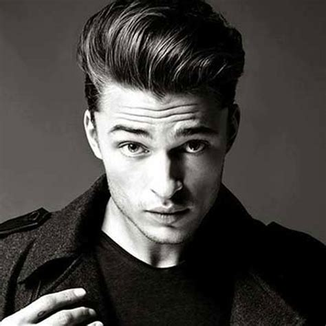 Latest Rockabilly Hairstyles For Men Hairstyle Swag