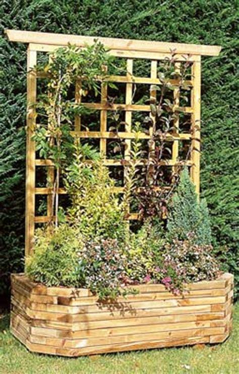 Jardinière Avec Treillis Jardini 232 Re Treillage Trouvez Le Meilleur Prix Sur Voir Avant Achat