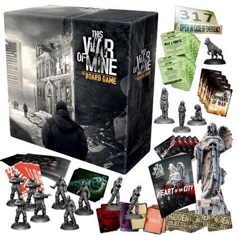 Maybe you would like to learn more about one of these? This War Of Mine, Juego De Mesa - $ 1,350.00 en Mercado Libre