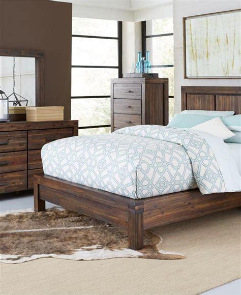 avondale platform bedroom furniture collection lorrie