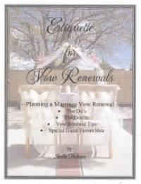 wedding vow renewal ideas vow renewal program ideas invitations ideas