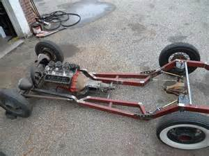Model A Rat Rod Frame Chassis