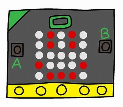 Microbit Bbc Projects Micro Bit Update Code
