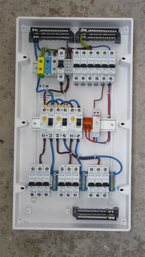 Basic House Wiring Fuse Box by Complete A Hnc In Electrical And Electronic Engineering At