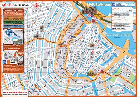 amsterdam map tours  red light district exposed