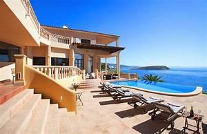Luxus Wohncontainer Kaufen : villa mallorca s dwesten mit meerblick in cala vinyes ~ Michelbontemps.com Haus und Dekorationen