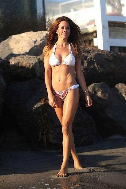 Brooke Burke Bikini Beach Malibu Candids Celebzz