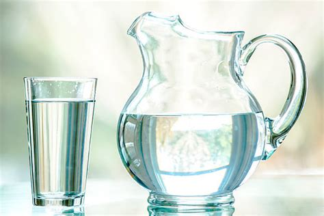 glass water pitcher with filter glass of water pictures images and stock photos istock