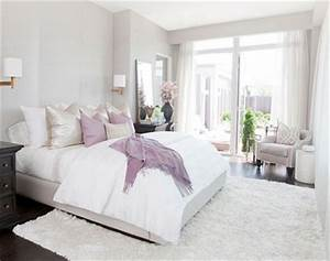 Another soft, cozy bedroom. I like the neutral color ...