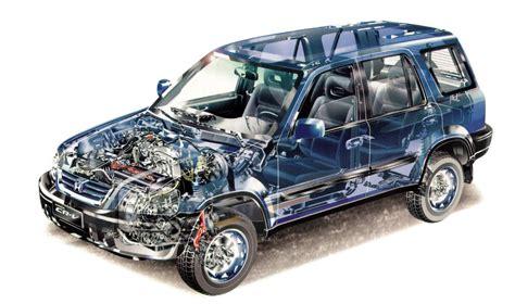 honda cr   cars suv cutaway  wallpaper