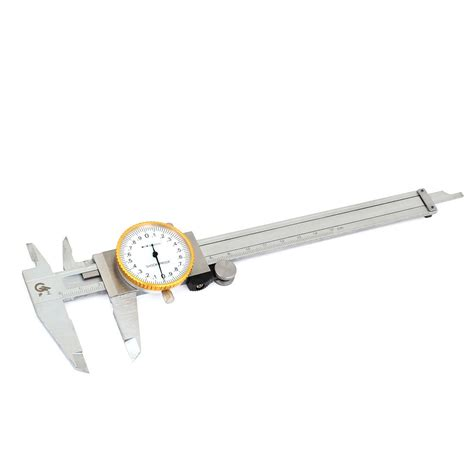 sliding scale vernier caliper 0 150mm w plastic ed ebay