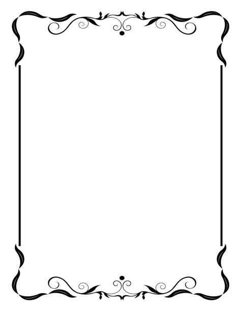 border  frame clip art teaching clip art  frames