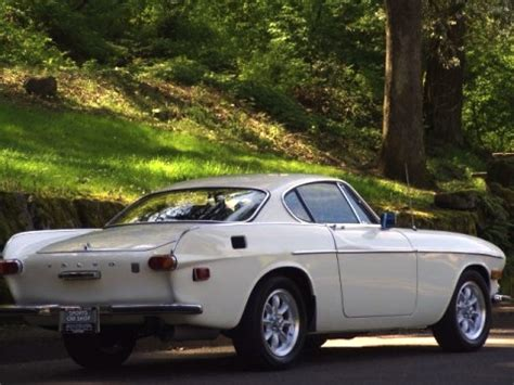 classic volvo vintage volvo p1800 coup 233 knot of stone