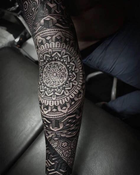 Tatouage Manchette Mandala Le Tatouage Mandala Sous Toutes Ses Coutures Pour Femmes Et Hommes