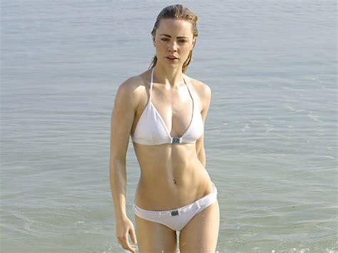 melissa roxburgh swimsuit hollywood acterss melissa george in hot bikini photos