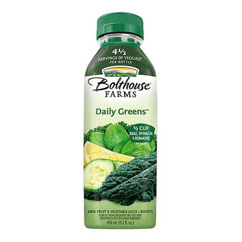 Boat House Farms bolthouse farms juice no juicer no problem the best
