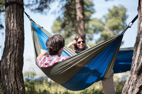 How To Put A Hammock Up how to set up a hammock a definitive guide outdoorever