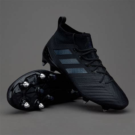 adidas ace  sg mens boots soft ground cg core blackutility black