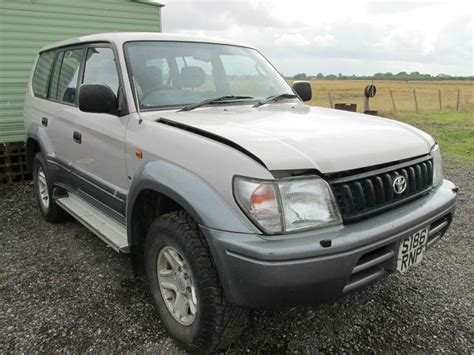 Toyota Land Cruiser Parts by Toyota Land Cruiser Colorado Breaking For Parts Ebay