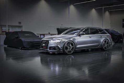 730hp Audi Rs6-r To Headline Abt Booth At Geneva 2015