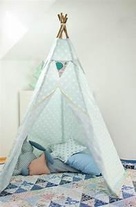Zelt Selber Bauen : hellblaues zelt selber bauen zelt tipi n hen pinterest tipi babies and diys ~ Eleganceandgraceweddings.com Haus und Dekorationen